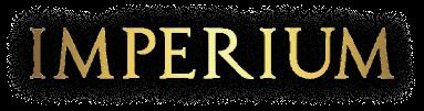 Логотип салона эротического массажа Imperium