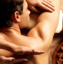 Боди-массаж