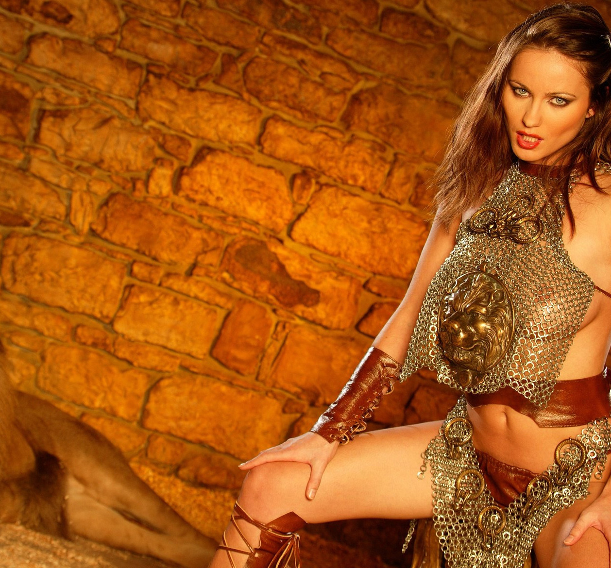 Gladiator - the program of erotic massage