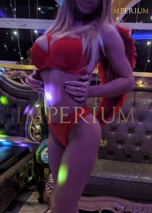 Стефани мастер эротического массажа Империум