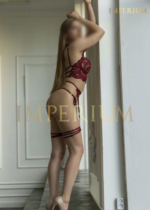 Karolina master in the erotic salon Imperium