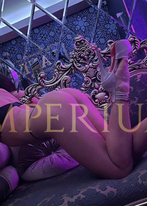 Скарлетт мастер эротического массажа Империум