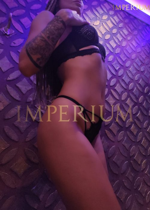 Андреа мастер эротического массажа Империум
