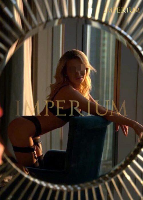 Иванна мастер эротического массажа Империум