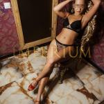 Есения мастер эротического массажа Империум