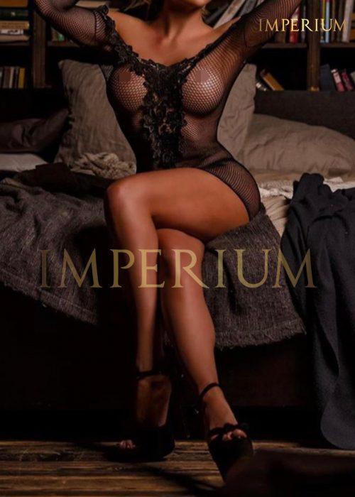 Маша мастер эротического массажа Империум