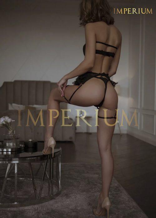 Afina master in the erotic salon Imperium