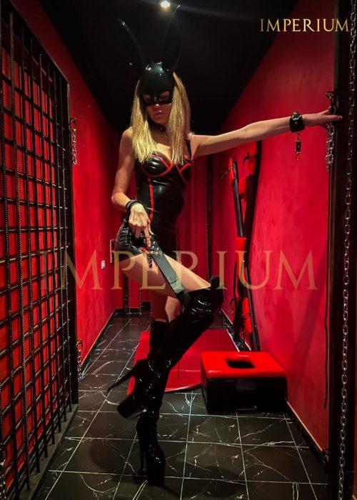 Кристина мастер эротического массажа Империум