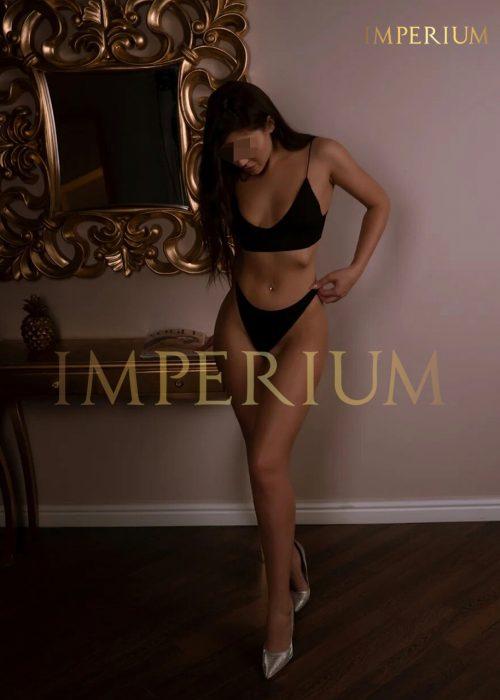 Лорен мастер эротического массажа Империум