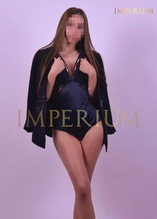 Anastesha master in the erotic salon Imperium