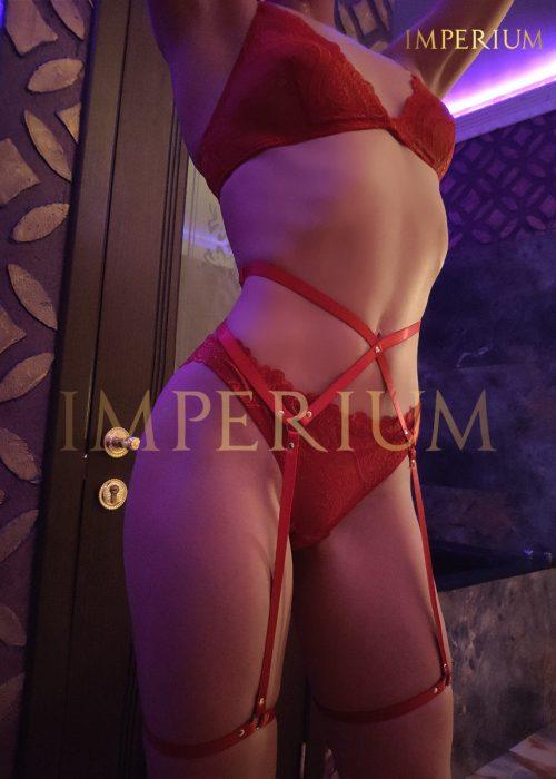 Дина мастер эротического массажа Империум
