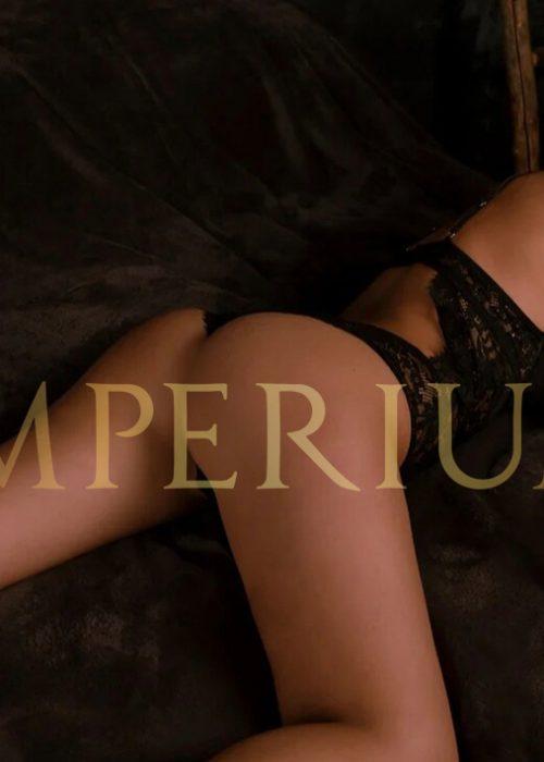 Эсмиральда мастер эротического массажа Империум