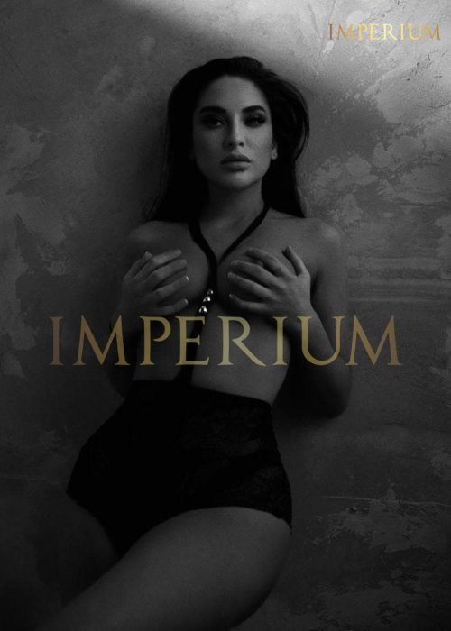 Рамина мастер эротического массажа Империум