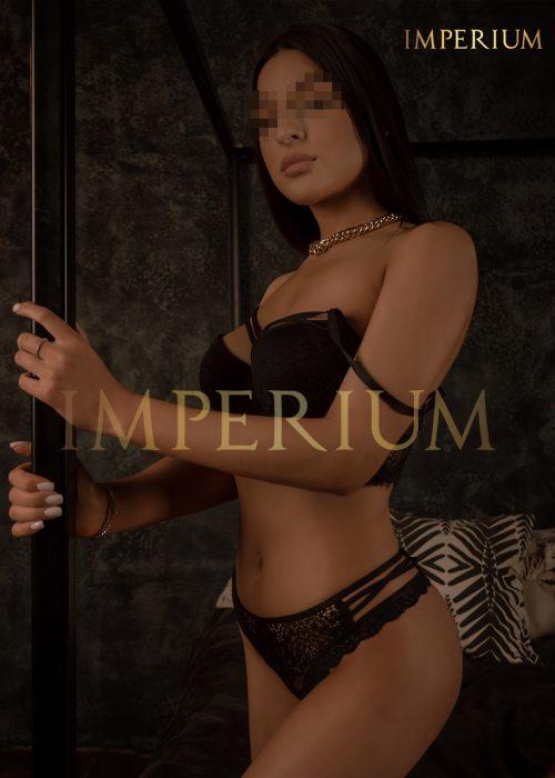 Эрика мастер эротического массажа Империум