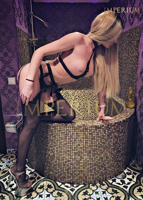 Розалия мастер эротического массажа Империум