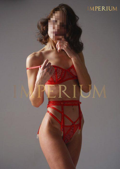 Зара мастер эротического массажа Империум