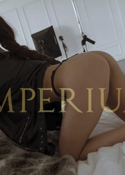 Афродита мастер эротического массажа Империум