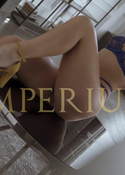 Стася мастер эротического массажа Империум