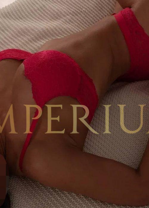 Риана мастер эротического массажа Империум
