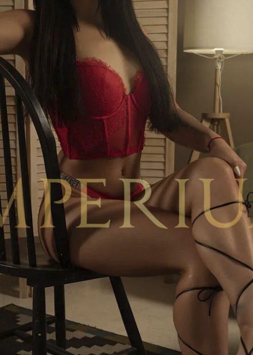 Барбара мастер эротического массажа Империум