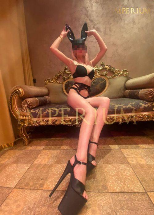 Харли мастер эротического массажа Империум