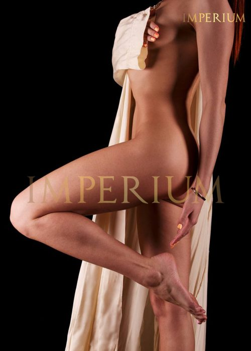 Дея мастер эротического массажа Империум